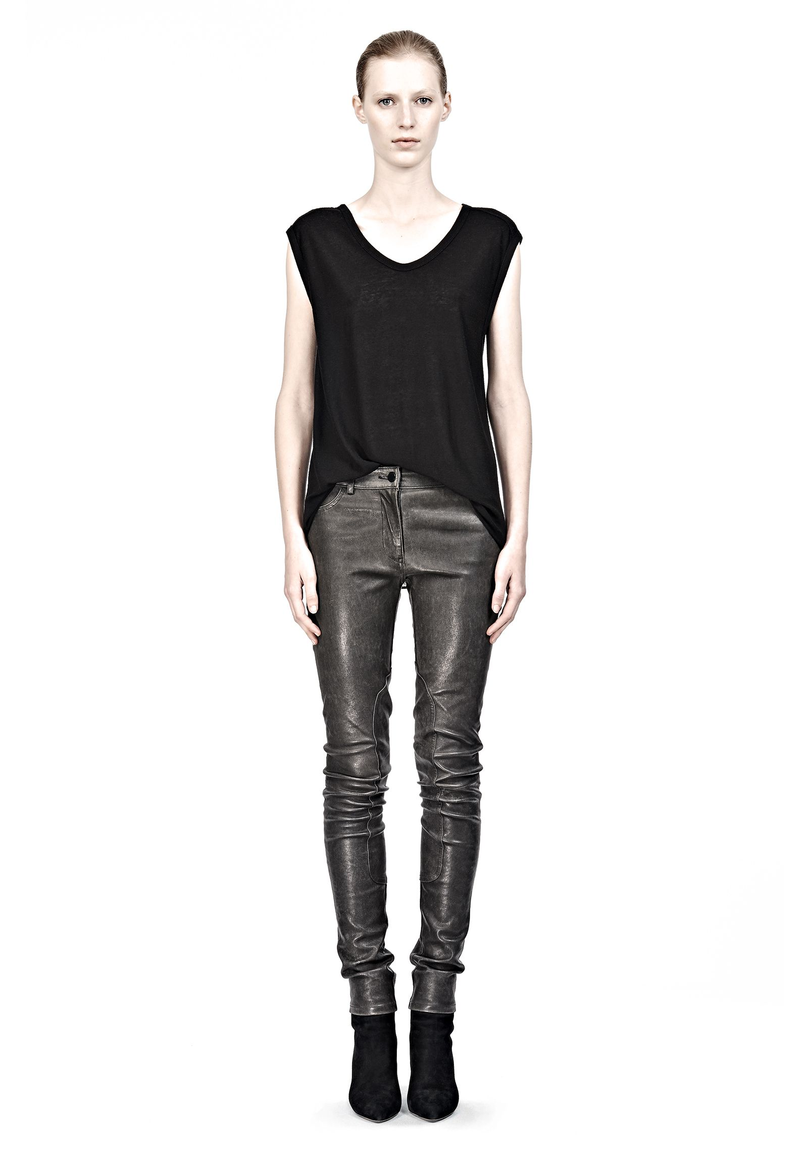 Tee Women - Tops Women on Alexander Wang Online Store