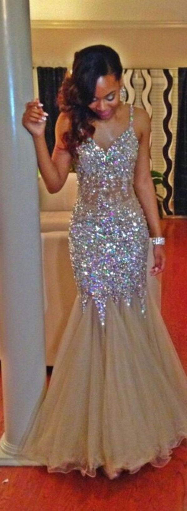 Long Prom Dresses Pinterest 5