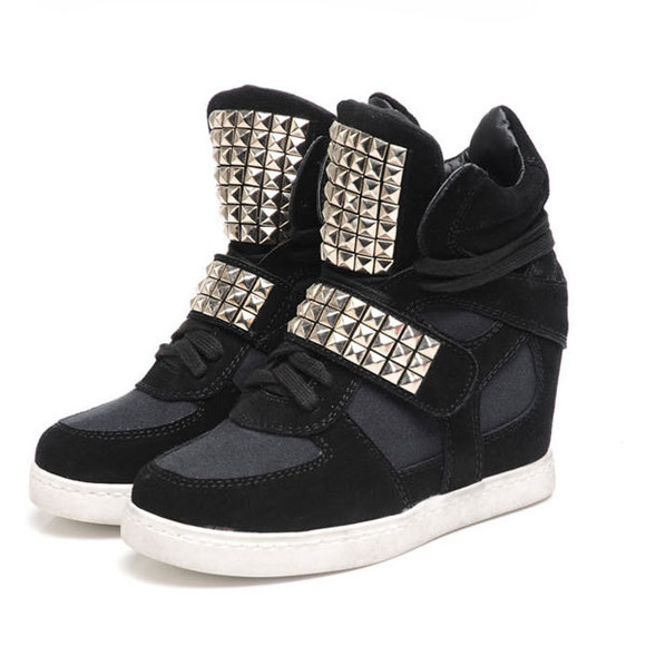 shoes flat shoe fashion high top