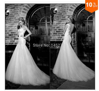 mermaid wedding dresses romantic dresses