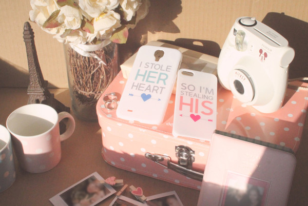 phone cover couple phone covers