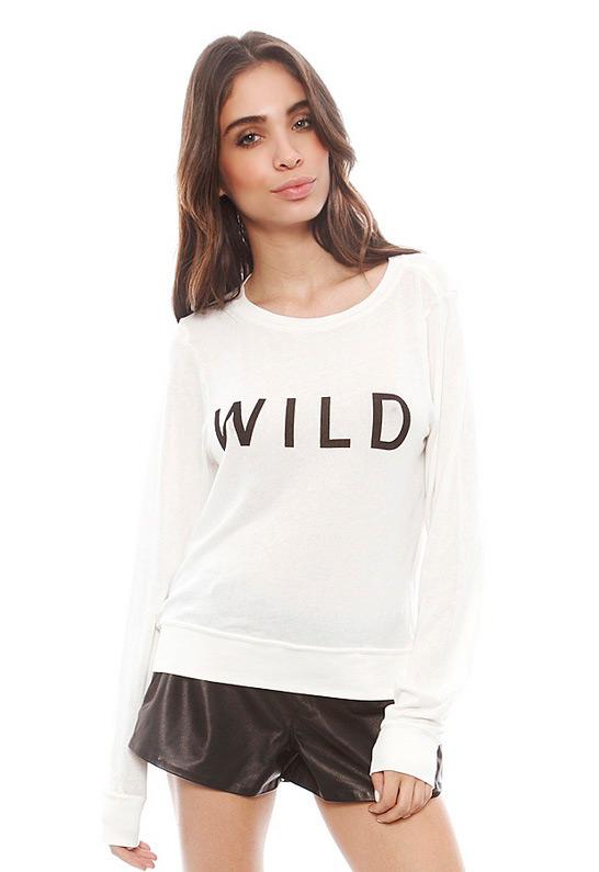 Wildfox Wild Pullover | SINGER22.com