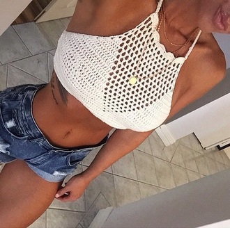 top shorts jewlery