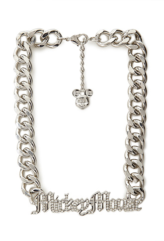 Statement Making Mickey Mouse Necklace   FOREVER21 - 1000109816