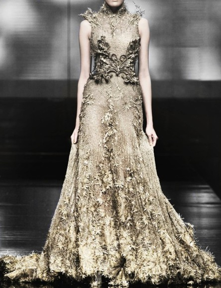 prom dress undefined gold dress gold dress, gold sequin dress high neck dress gold embellishments