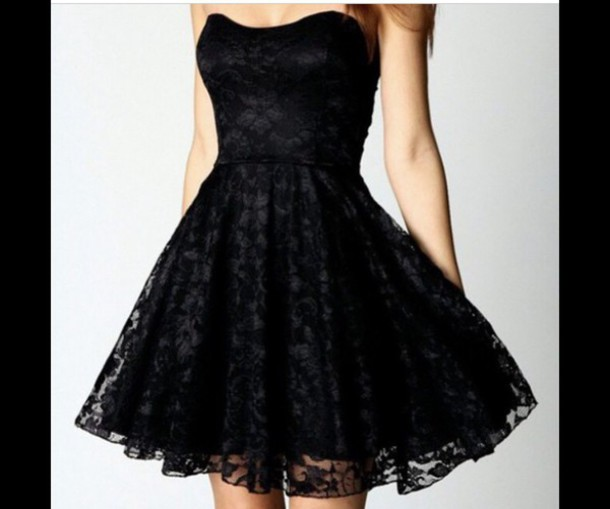 dress black black dress black lace dress lace dress