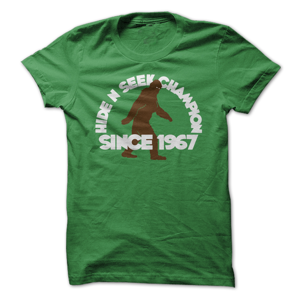 1967 Hide N Seek Champion T-Shirt & Hoodie