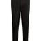 Slim-leg wool trousers