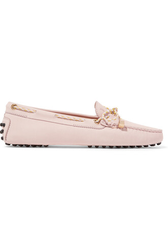 loafers pastel pink pastel pink shoes
