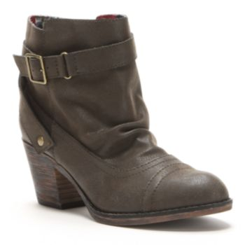 Simply vera vera wang moto ankle boots