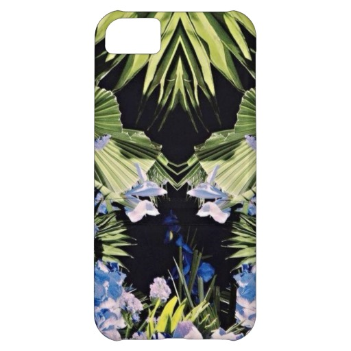 Fashion style floral iphone 5 case