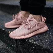 shoes,rose pink,yeezus,yeezy,sneakers,pink,yeezy 350 boost,pink yeezy boost 350,adidas,pink sneakers,cognac,yeezy boost,purple,adidas shoes,adidas yeezy 350,adidas yeezy boost 350,adidas yeezy boost 350 pink,girl,girly,girly wishlist,kanye west,low top sneakers,pastel sneakers,dusty pink