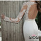 Elegant wedding dress celebrity brand bert white prom lace elegance | awesome world - online store