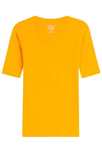 top cropped orange