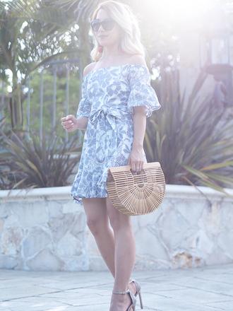 laminlouboutins blogger dress bag shoes jewels sandals high heel sandals cult gaia bag mini dress summer dress summer outfits