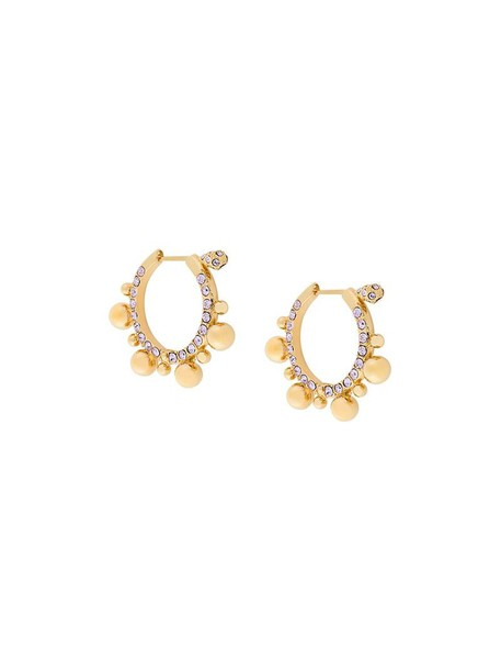 Ca & Lou metallic women earrings jewels
