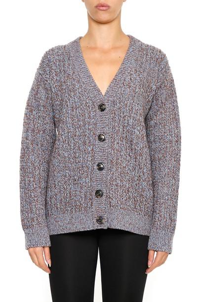Prada cardigan cardigan wool sweater