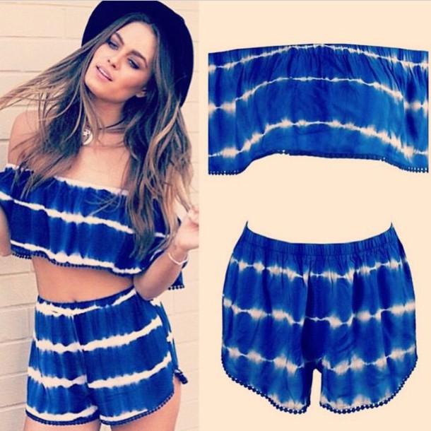 swimwear style trendy jumpsuit