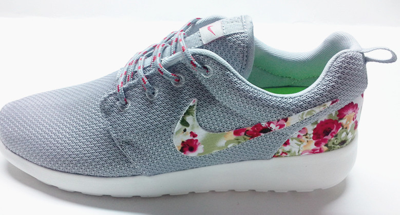 Nike Roshe Red Custom Flower   The Centre for Contemporary History bb16e97f7e