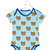 Moschino Kids teddy print body, Infant, Size: 6-9 mth, Blue