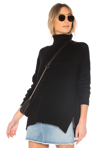 360CASHMERE sweater black