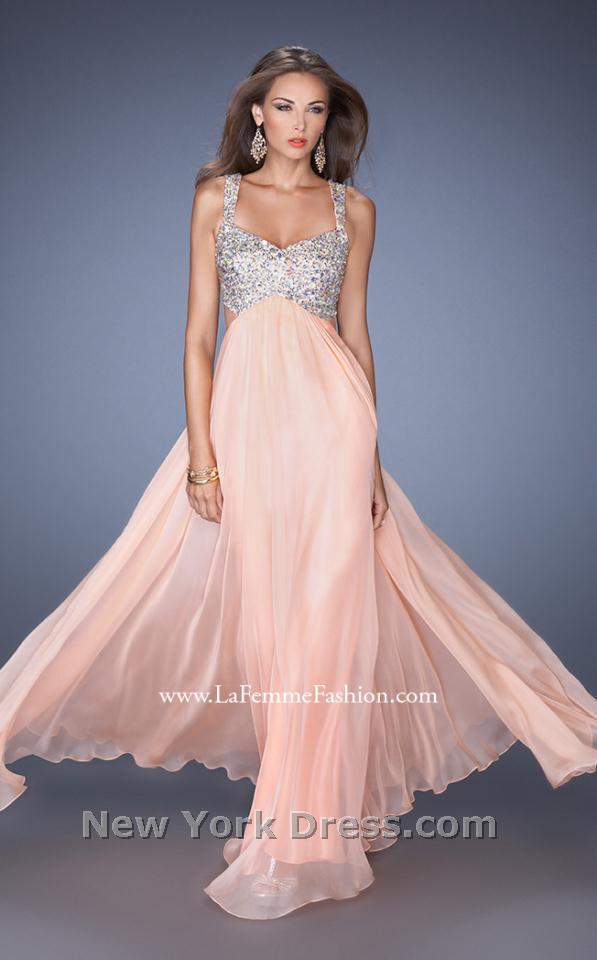 La Femme 18989 Dress - NewYorkDress.com