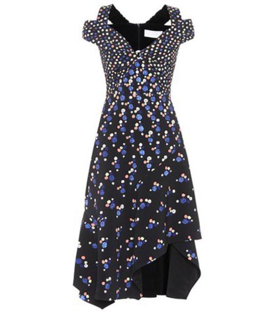 dress midi dress midi cold blue