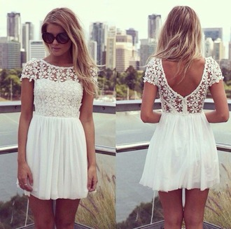 dress white dress loose dress robe dentelle dentelle white pretty beautufull coachella festival look festival dress class