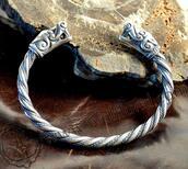jewels,bracelets,nordic,vikings,viking,strong,fighter,confident,dragon,irish