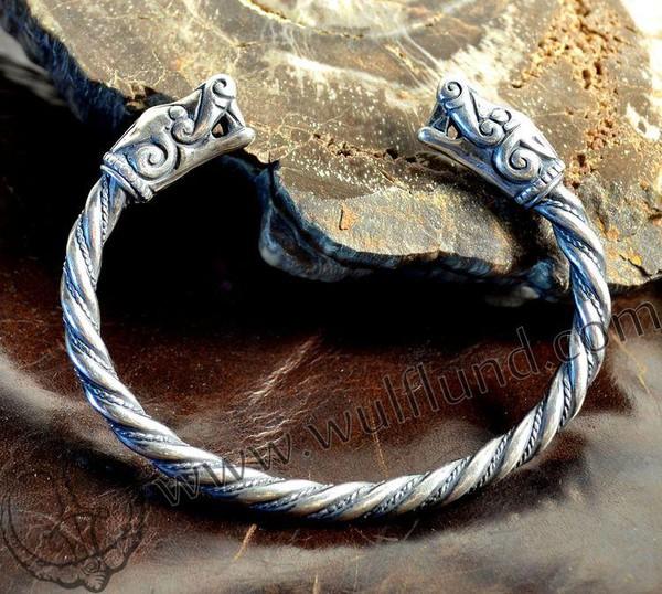 jewels bracelets nordic vikings viking strong fighter confident dragon irish