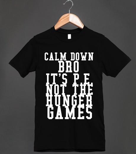 Calm down pe games
