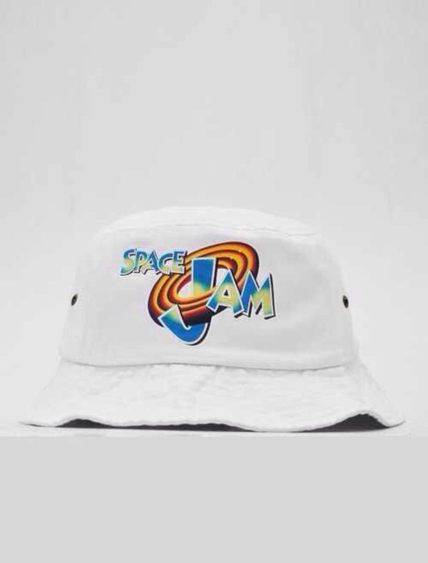 hat bucket hat space jam spacejambuckethat spacejam white bucket hat white hat whitebuckethat