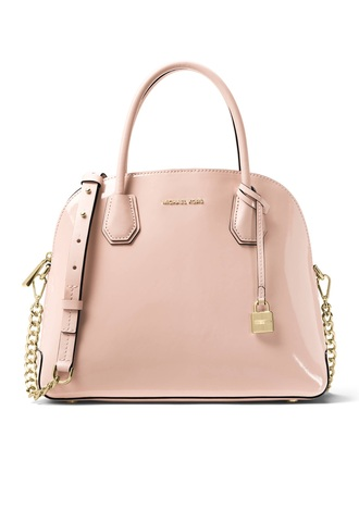bag pink michael kors purse handbag cheap handbags gold accessory accessories bags purses cute girly