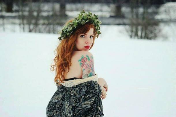secret garden blogger dress