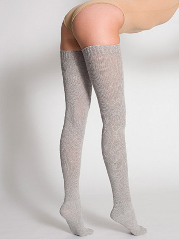 socks knee high socks