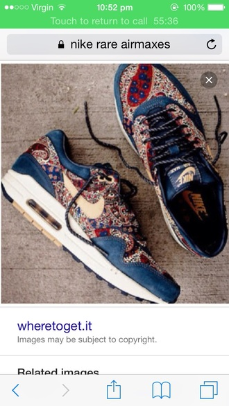 shoes nike pattern aztec airmaxes
