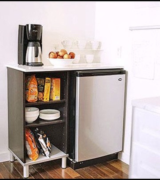Home Accessory Bar Fridge Better Cabinet Mini Decor Furniture