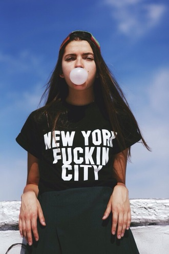 shirt new york new york nyc ny fuckin new york city t-shirt