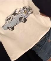 shirt,white