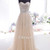 Gorgeous A-line Sweetheart Tulle Prom Dresses with Sequins - 24prom