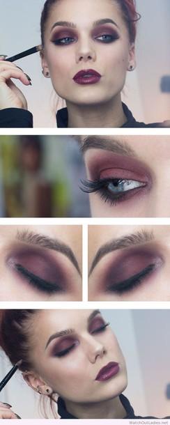 make-up linda hallberg dark makeup dark makeups