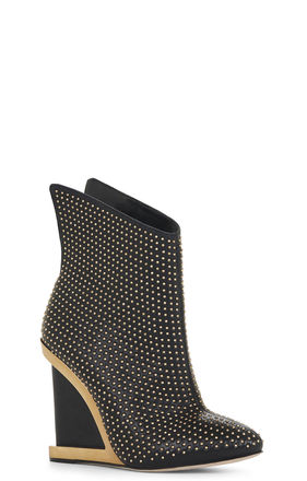 Wane Studded Wedge Bootie | BCBG