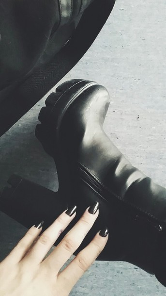 shoes chelsea boots black chelsea black boots boots