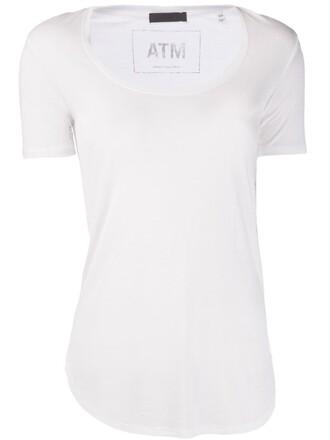 t-shirt shirt basic white top