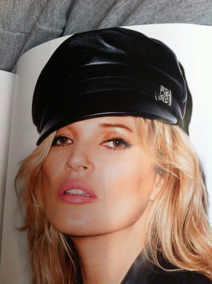 hat kate moss, gucci
