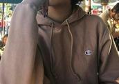 sweater,nude,tan,rose,champion,hoodie,sweatshirt,pullover