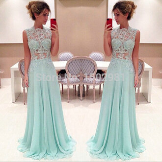 dress evening dress prom gown chiffion dress summer dress prom dress