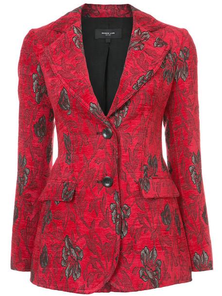 DEREK LAM jacket women red