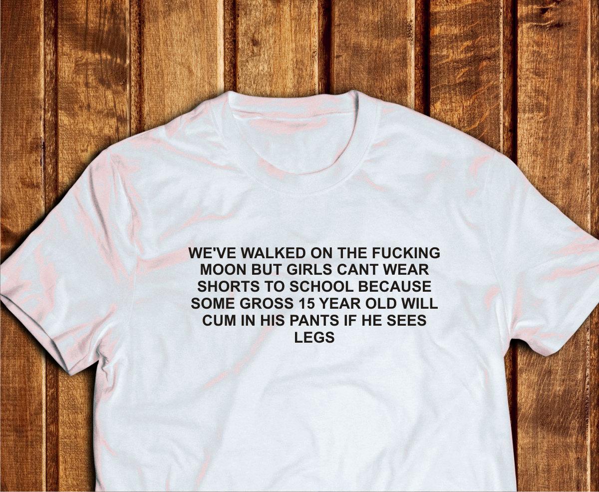 a50ee17ad We've Walked On The Moon Shirt, Teen School Shirt, Tumbl Tshirt Design, Quote  Tshirt Girls ...