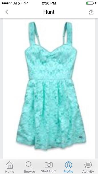 dress sea foam green lace dress
